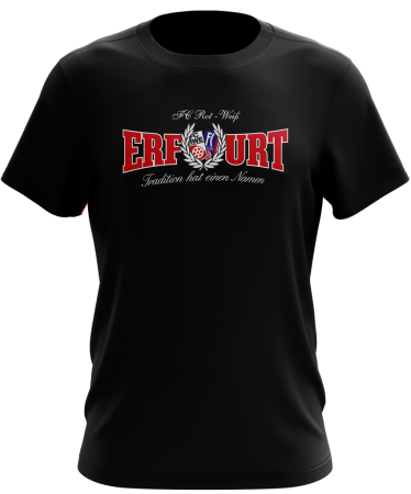 T-Shirt | Tradition/Name | FC Rot-Weiß Erfurt
